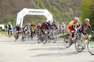 Départ cyclisme
