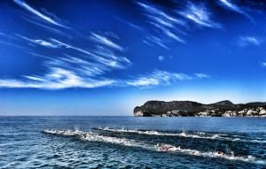 Challenge Triathlon: Paguera-Mallorca - Race