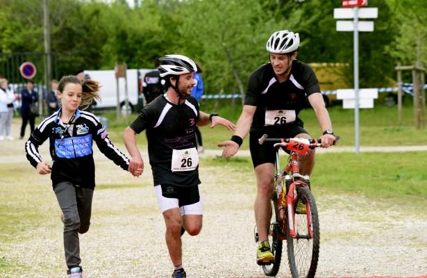bike and run libourne