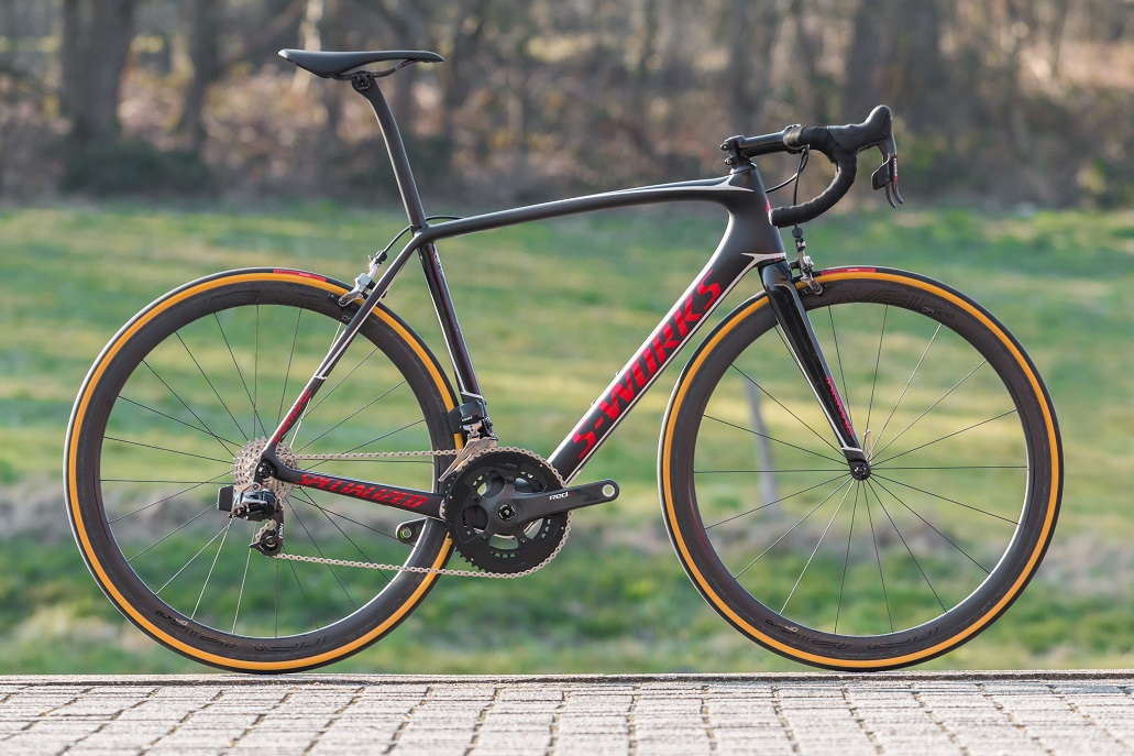 specialized S works Tarmac etap