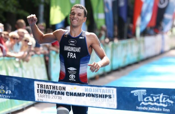 EUROPEAN TRIATHLON CHAMPIONSHIPS 2018