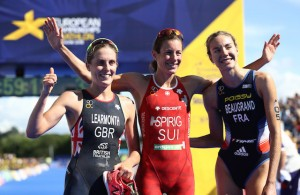 Triathlon - European Championships Glasgow 2018: Day Eight
