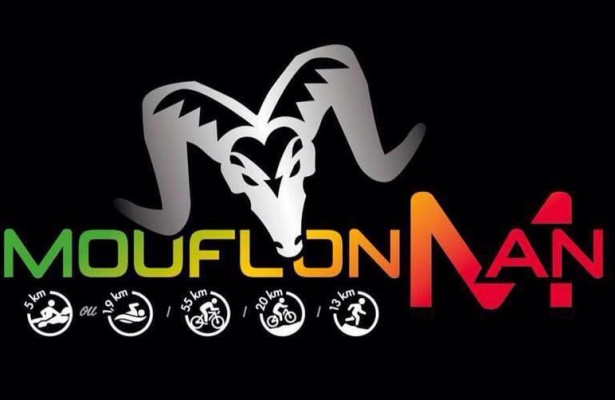 MouflonMan Sticker