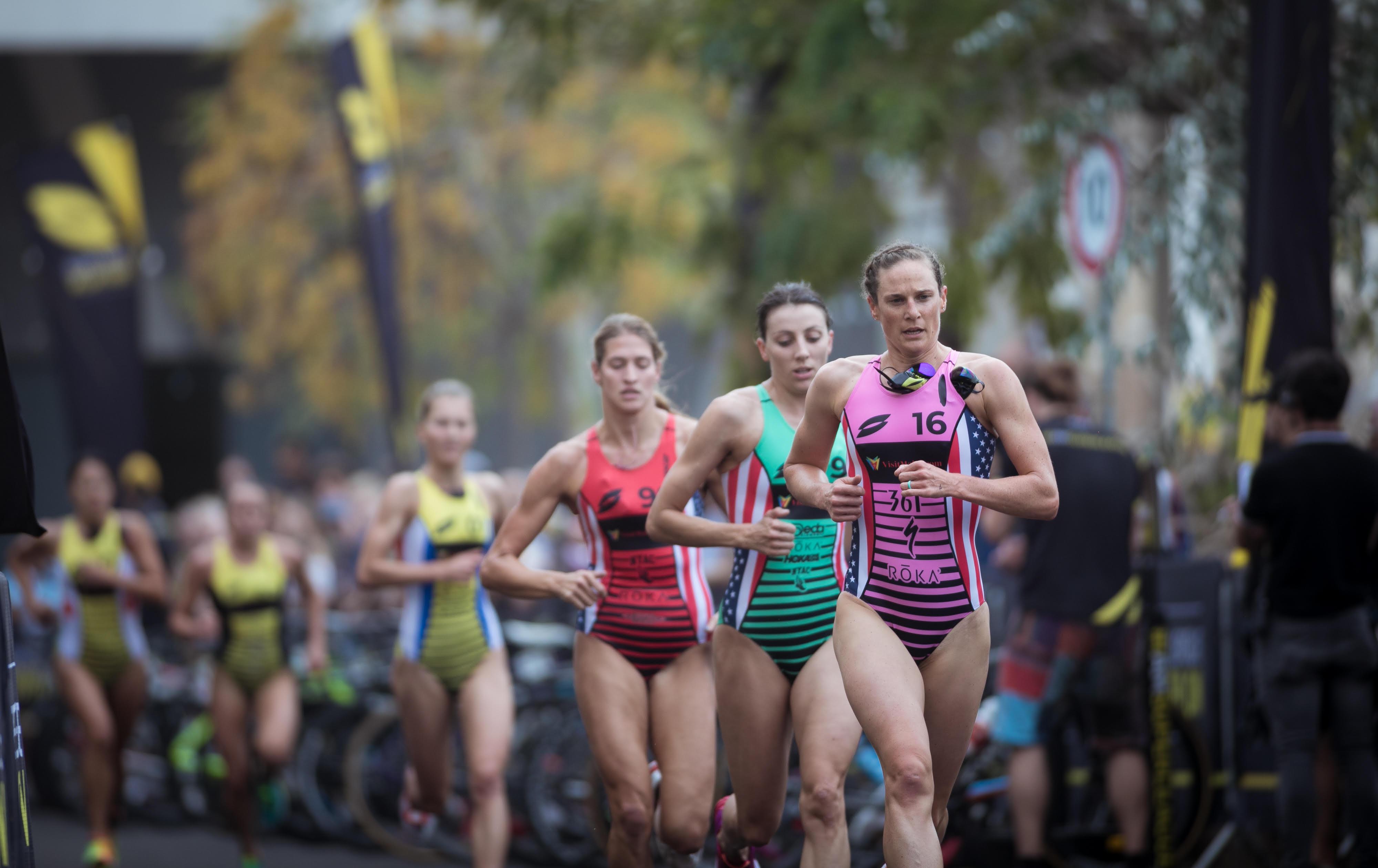 Women's race - SLT Malta - October 2018