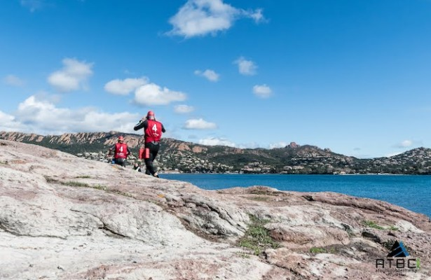 Swimrun Esterel