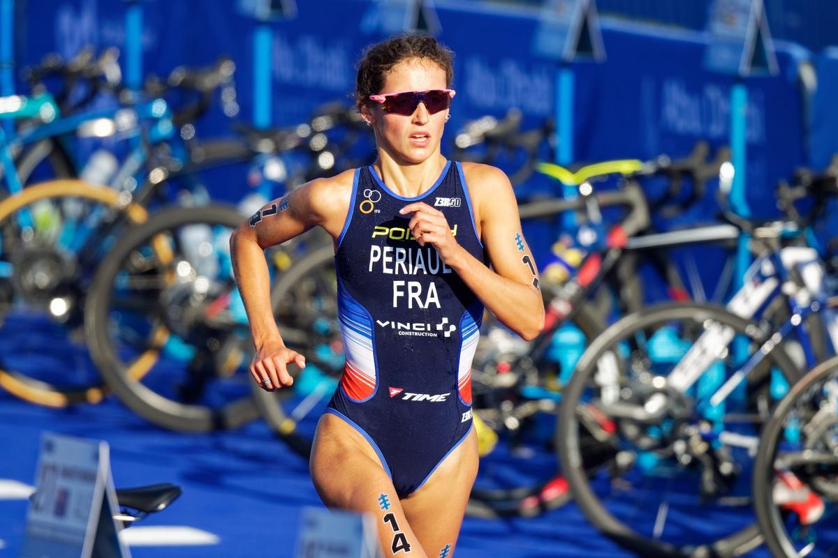 2019 ITU World Triathlon Abu Dhabi