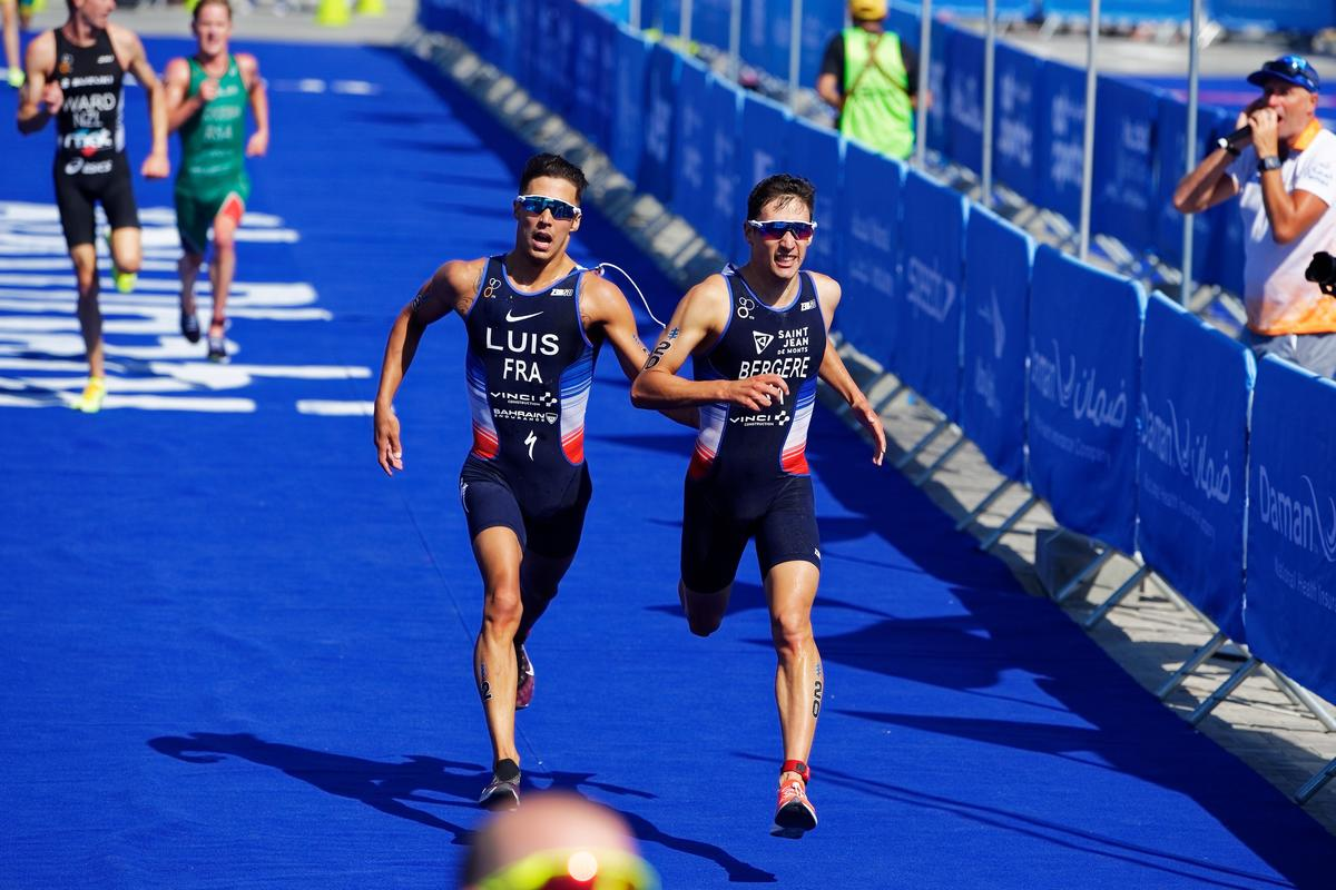 2019 ITU World Triathlon Abu Dhabi