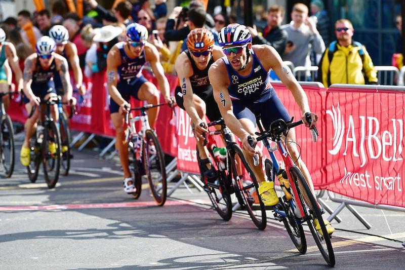 2018 AJ Bell World Triathlon Leeds